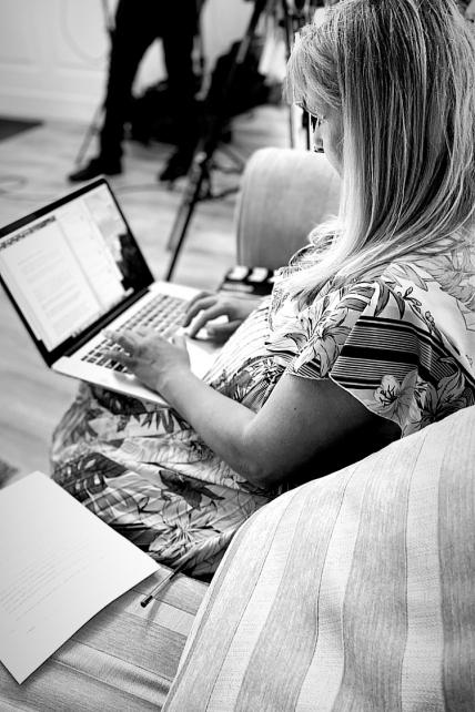 Michelle Smith - Laptop